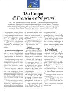 Il Pasticcere Italiano, n.3 - mag/giu 1995