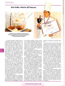 Pasticceria Internazionale marzo 1995