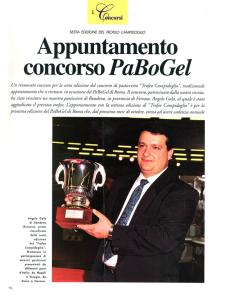 Il Pasticciere Italiano, n.2, 1996
