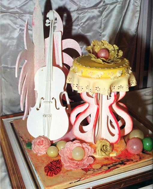 La musica e la scultura