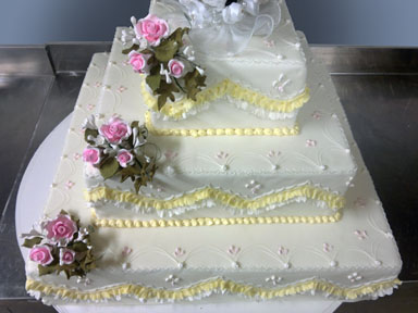 Torta Nunziale 06